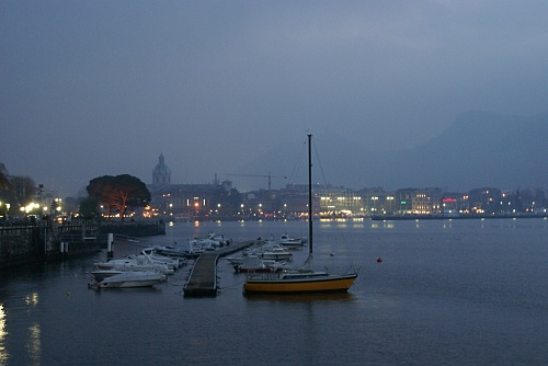 El Lago di Como, el lago más famoso de Italia