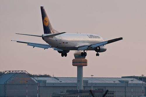 Vuelo de Madrid a Milán con Lufthansa