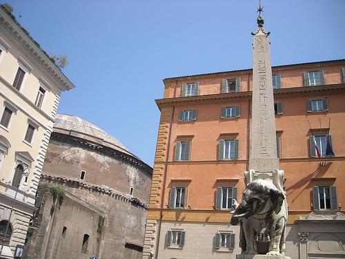 Visitar los obeliscos de Roma