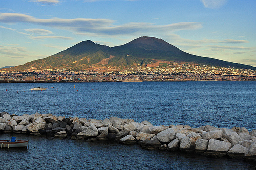 El Monte Vesubio, destructor de Pompeya