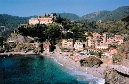 Monterosso al Mare, otra maravilla de Cinque Terre