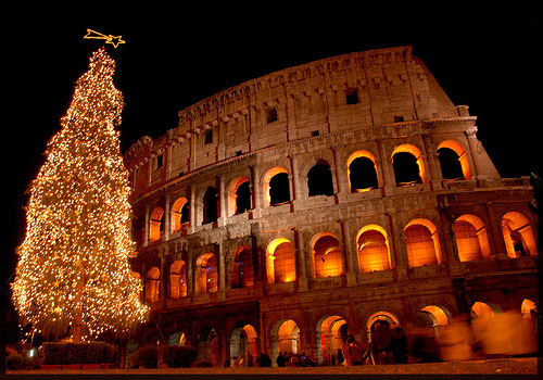 Cruceros de fin de año a Italia