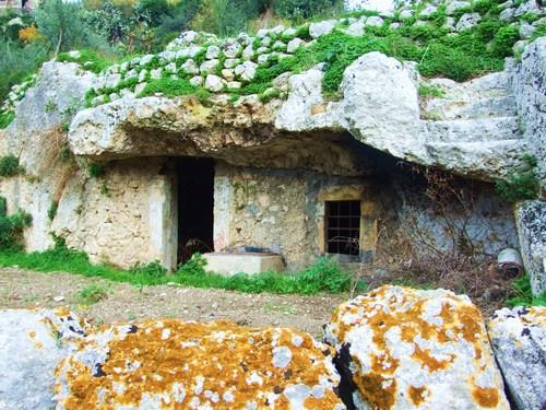 Necropolis de Pantalica