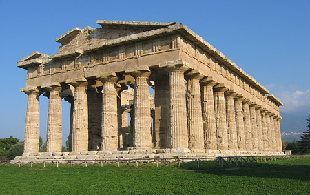 Templos de Paestum