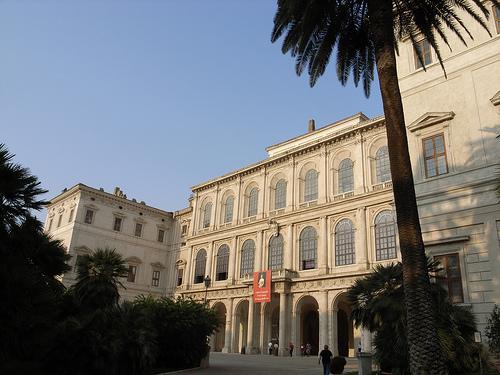 Visitar el Palacio Barberini en Roma