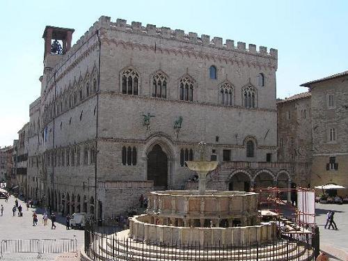 Viajar a Perugia, en Umbria