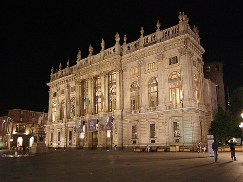 De visita por el Palacio Madama de Turín