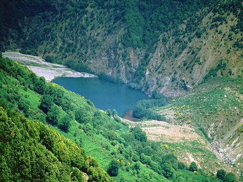 Parque nacional dell'Aspromonte