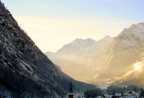 Parque dell´Alta Valsesia, el mas alto de Europa