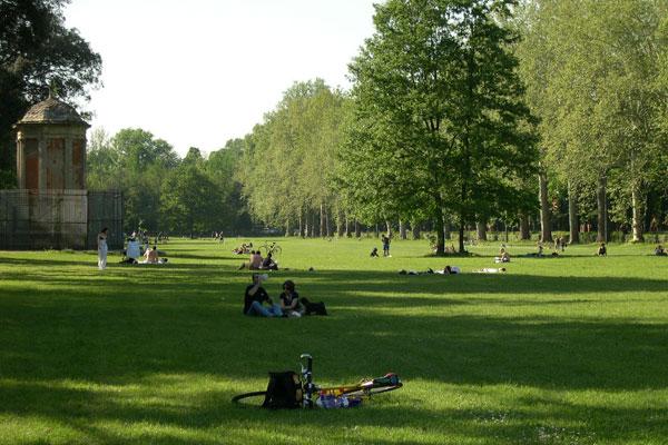 Parque Delle Cascine