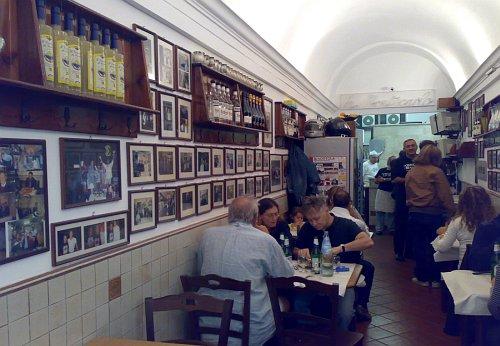 Pizzeria La Montecarlo de Roma