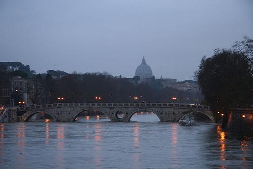 El Puente Sisto, un rincón poco conocido de Roma