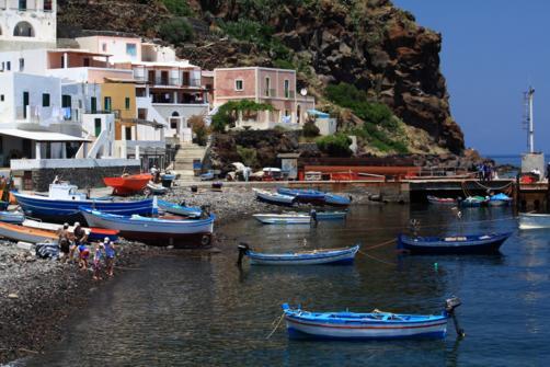 puerto de Alicudi