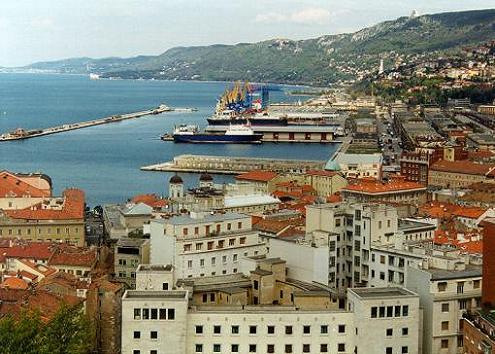 Puerto de Trieste