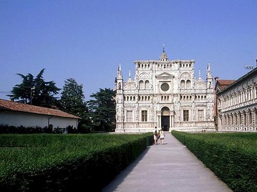 Cartuja de Pavia