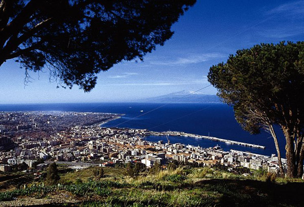 El encanto rodea Reggio Calabria
