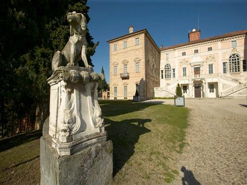 Castillo de Govone, Patrimonio de la Humanidad