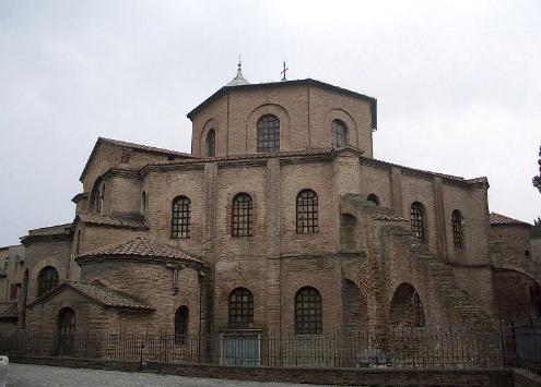 Basilica de San Vital de Ravenna