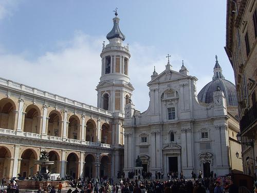 La Santa Casa de Loreto