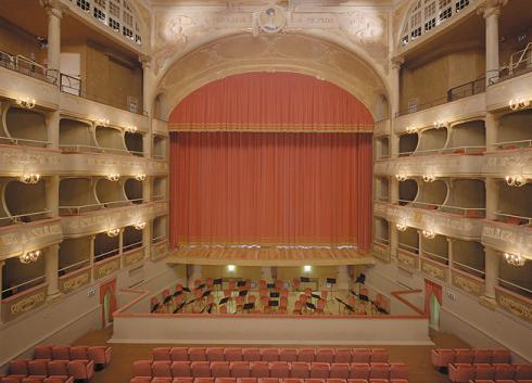 Teatro Malibran en Venecia