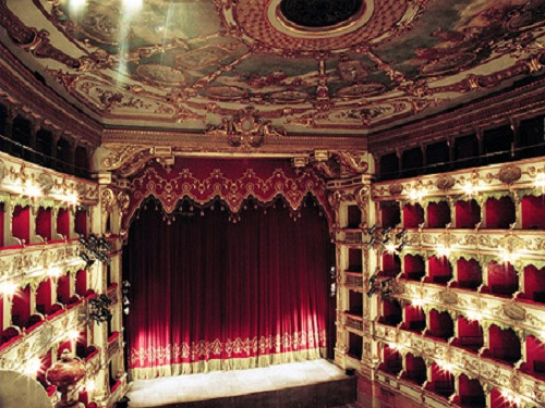 Teatro Grande en Brescia