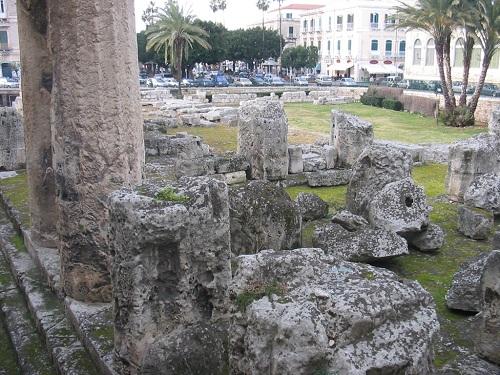 Ortigia y algunos monumentos