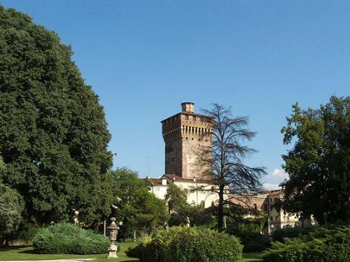 Visitar Vicenza a pie durante tres horas